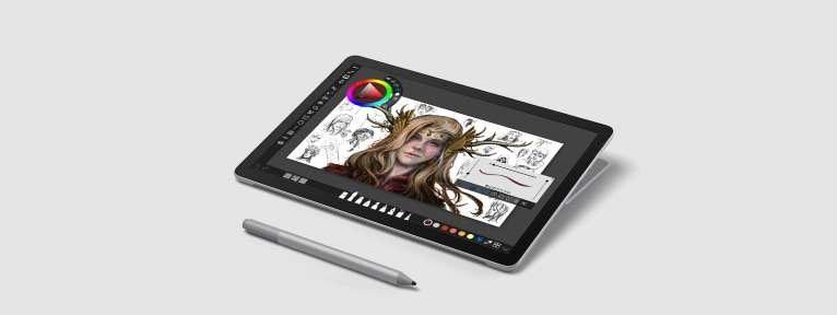 Surface Go 2 外觀2