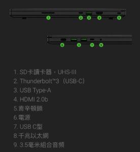Razer Blade 15 外觀3