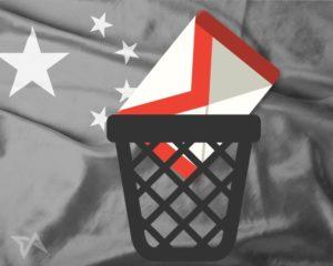 大陸 gmail被封鎖