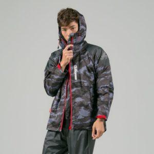 兩件式 雨衣 說明2