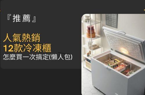 冷凍櫃 推薦