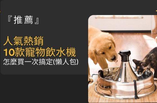 寵物飲水機推薦
